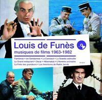 De Funes, Louis - Musiques de Films 1963-1982 (Original Soundtrack) [New CD] Fra