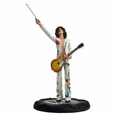 Led Zeppelin Collectible 2007 KnuckleBonz Rock Iconz Jimmy Page Statue - Figure