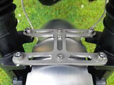 BMW K75-K100-K1100 cafè racer staffa per parafango anteriore