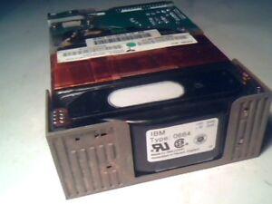 "IBM 86F0103 2GB 3.5"" HH SCSI-WIDE 68-pin HARD DRIVE TYPE 0664"