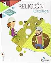 (AND).(15).RELIGION 4º.PRIM.(AGAPE). ENVÍO URGENTE (ESPAÑA)