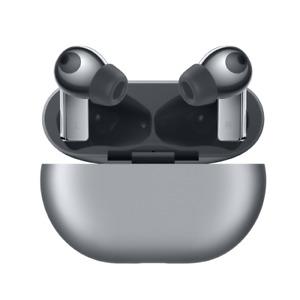 HUAWEI FreeBuds Pro, In-ear Kopfhörer Bluetooth Silver Frost BRANDNEU