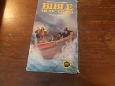 Bible Music Video fully animated VHS Family Entertainment Network