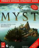 Myst: Revised and Expanded Edition: The Official Strategy Guide (Prima's Secrets