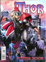 THOR PosterBook #1 Magazine, NM-, 2011, God of Thunder, more Marvel in store