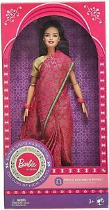 Barbie Indian Doll (styles may vary)