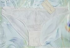 Forever 21 Women's White Lace Bikini Panties Size Small 3 pieces lot pair