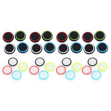 x4 2 PAIRS Gamepad Joypad Controller Rubber Silicone Thumbstick Grips PS4 ONE