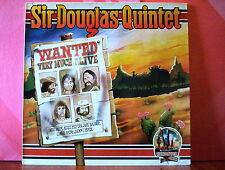 SIR DOUGLAS QUINTET LP doug sahm and augie meyers GERMANY EX+/EX+ (VINYL)