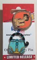 Disney Pins Aladdin Booster Portrait #135973 & Character Handbag Purse Jasmine