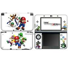 Super Mario Skateboard 99 Decal Sticker Cover For Nintendo NEW 3DS XL LL Skins