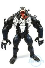 "Marvel Legends 6"" Inch Spider-Man Deluxe Eddie Brock Venom Loose Complete"