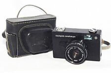 Siluet Elektro (ex Vilia) Russian 35mm camera USSR Electro Be LOMO wlens T-69-3