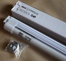 HERA BL 28 28W 1200mm Aluminium Compact Strip Lighting 220-240v T5 Lamp Fittings