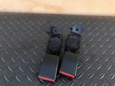 BMW F32 435I OEM REAR BACK CHAIR  SEAT BELT RECEIVER BUCKLES BUCKLE  61K