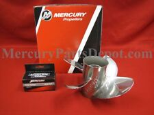 Mercury Trophy Sport Propeller 13 Pitch 48-878614A46 - New
