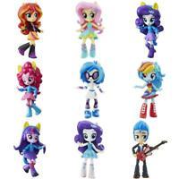 Little Pony Equestria Boys Girls Figures 9PCS Set Monster Dolls Enfants Jouets