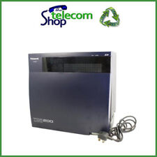 Panasonic KX-TDA200 CCU Phone System with Warranty FREE Delivery Incl VAT