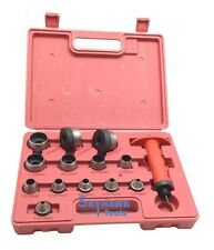13 IN1 HOLLOW PUNCH Set Tool Leather Gasket Cutter Rubber Cutter Plastic Fiber