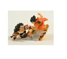 Bandai dragon ball imagination raditz vs goku figure figura bola de drac hermano