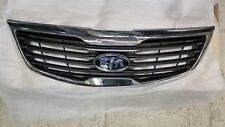 NEW OEM KIA SPORTAGE 2010-2013 FACTORY GRILLE ASSEMBLY - WITH NEW EMBLEM