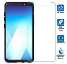 100% Genuine Tempered Glass Screen Protector Guard For Samsung Galaxy A7 (2018)