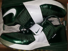 Nike Zoom Revis Size 11 VNDS Jets/Green/White 555776 301 HU HOLI Wootherspoon