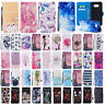 Flip Leather Card Wallet Stand Phone Case Cover For Samsung Galaxy S8/S8Plus/S9+