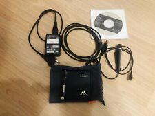 Sony Walkman MZ-RH1 Hi-MD Portable MiniDisc Player Recorder