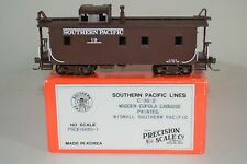 HO Brass Southern Pacific C-30-2 Wood Caboose #19 ca.1946-50's PSC 16680-1 MINT