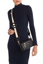 Marc Jacobs Gotham Crossbody Leather Bag ~ Black ~ M0015465 ~ NWT~LAST