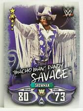 "Slam Attax - #295 ""Macho Man"" Randy Savage-Live 2018"