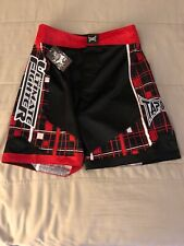 UFC Tapout The Ultimate Fighter TUF MMA Grappling Shorts Mens 32 NWT