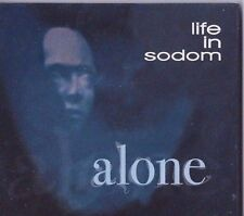 Life in Sodom - Alone CD Still Sealed Brand New