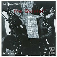 Charlie Parker Quintet - Jazz At Massey Hall [CD]