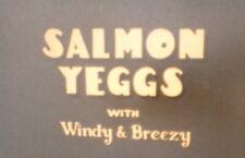 super 8mm film salmon yeggs
