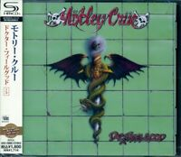 MOTLEY CRUE DR. FEELGOOD 2011 RMST SHM CD+5 OUT OF PRINT NEW FACTORY SEALED!