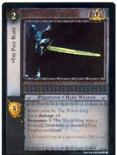 Lord Of The Rings CCG FotR Foil Card 1.R221 The Pale Blade