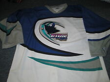 TEAM ISSUED OT SPORTS NAHL CORPUS CHRISTI ICE RAYS AUTHENTIC JERSEY SIZE 2XL