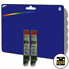 2 Grey Compatible Printer Ink Cartridges for Canon Pixma MG6150 [526 GY]
