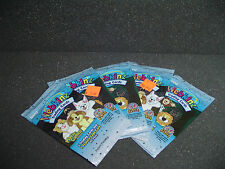 WEBKINZ TRADING CARDS 5 PACK LOT get online codes GANZ Factory sealed series one