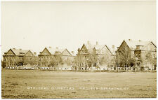 RPPC NY Madison Barracks U.S. Army Sackets Harbor Brick Officers Quarters