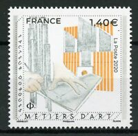 France Arts & Crafts Stamps 2020 MNH Organ Builder Metiers D'Art 1v Set