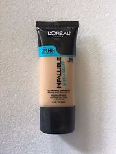 (1) L'oreal Paris Infallible Pro-Glow 24 Hr Foundation, You Choose