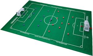 SUBBUTEO UEFA CHAMPIONS LEAGUE SET Table Football Soccer Game Calcio Toy Kids