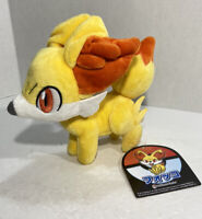 Pokemon Center Original Plush Doll Fennekin (Fokko) 2013 Japan