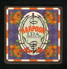 Harpoon India Pale Ale Coaster--Mass Bay Brewing, Boston