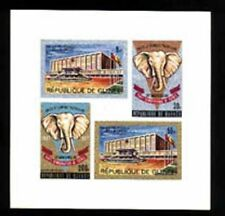 Guinean Topical Postal Stamps