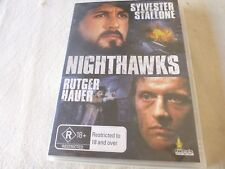 Nighthawks (DVD, 2008) Region Free