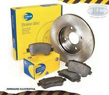 /> 694 KIT 4 PASTICCHE FRENI ANTERIORI LANCIA THEMA II 3.0 V6 CRD 239KW DAL 2011